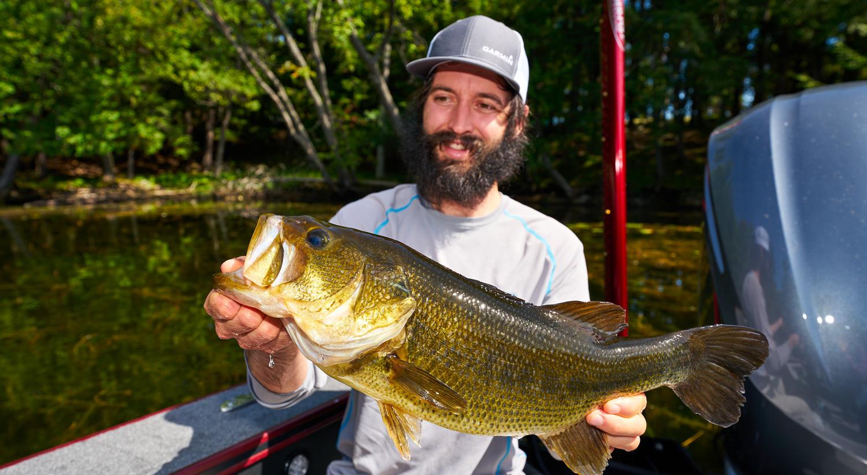 Bass Fishing on Big Rideau