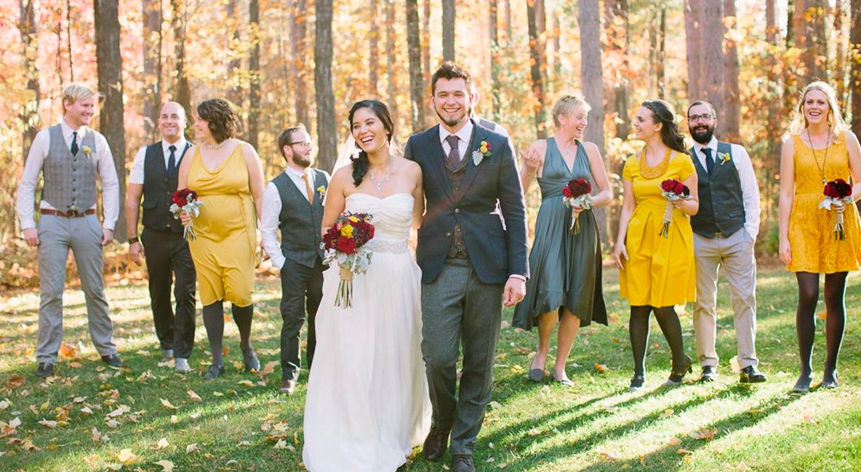 Cabinscape Weddings