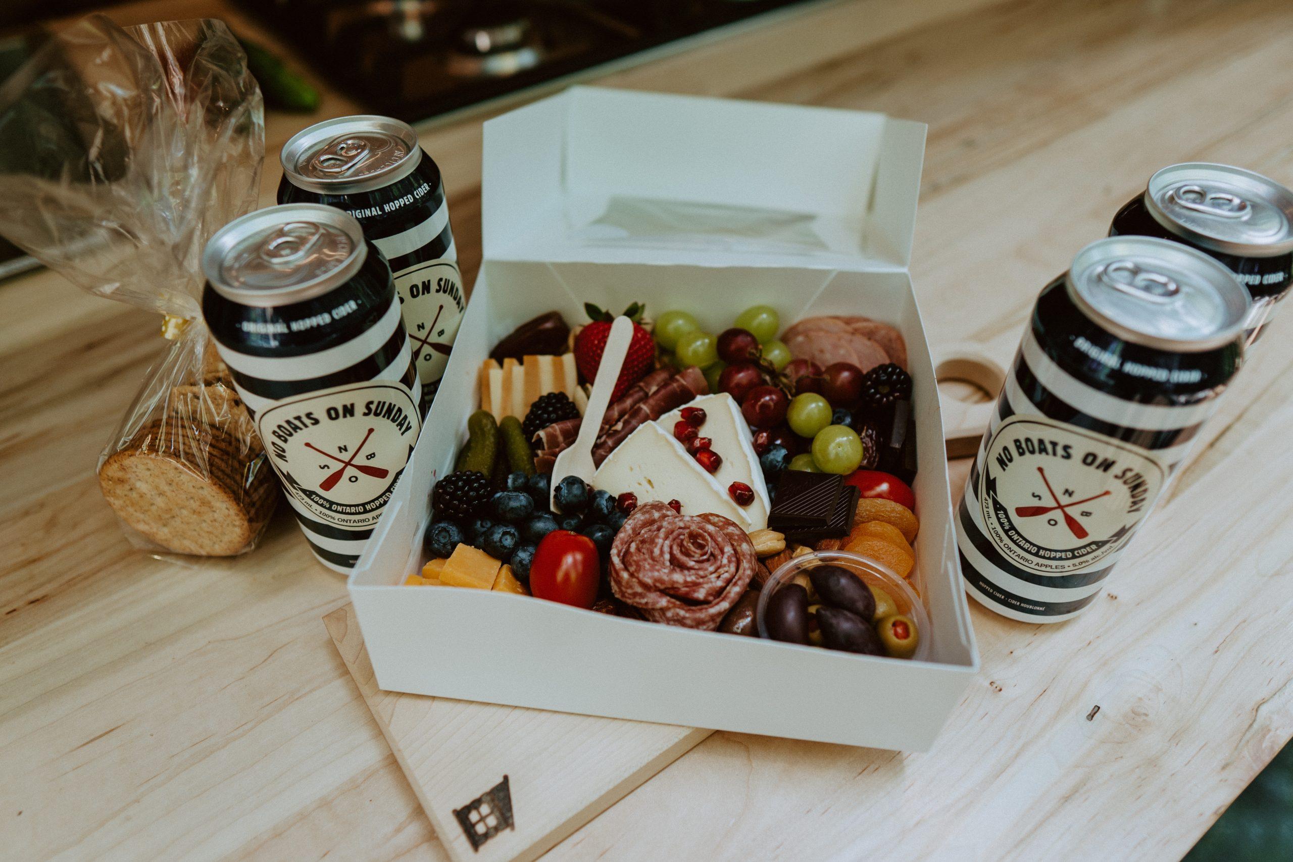 Cider & Charcuterie Kit